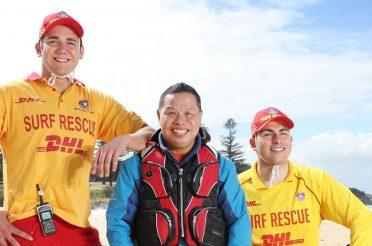 Kiama Lifesavers win Rescue of the Month Award