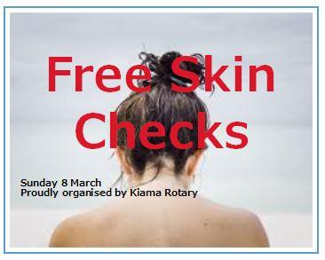 Free Skin Checks