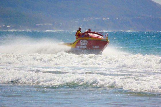 Kiama Jet Rescue Boat Service ready to respond