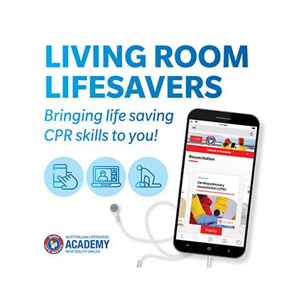 Living Room Lifesavers – Online CPR Course